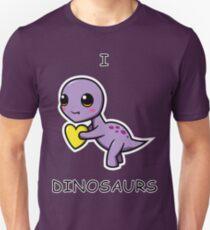Chibi Dinosaur 2.1 Unisex T-Shirt