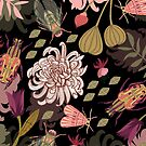 Beautiful Bugs by KateMerrittshop