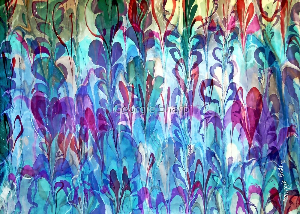 Magic Garden by Georgie Sharp