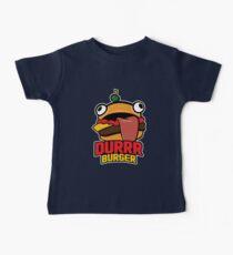 Durrr Burger Baby Tee