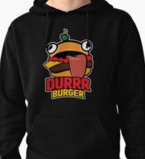 Durrr Burger Pullover Hoodie