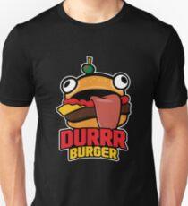 Camiseta ajustada Durrr Burger