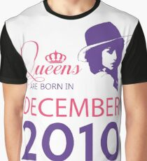 It's My Birthday 8. Made In December 2010. 2010 Gift Ideas. Graphic T-Shirt
