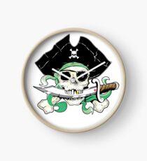 Pirat - One Eyed Willie Uhr