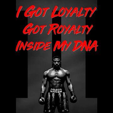 Creed 2 - Loyalty  by FilmFactoryRayz