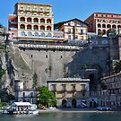 Famous Hotel in Sorrento by longaray2