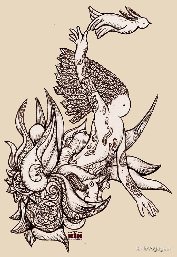 Beautiful - Yin Energy by kinlevoyageur