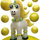 Lemondrop Unicorn by apadilladesign