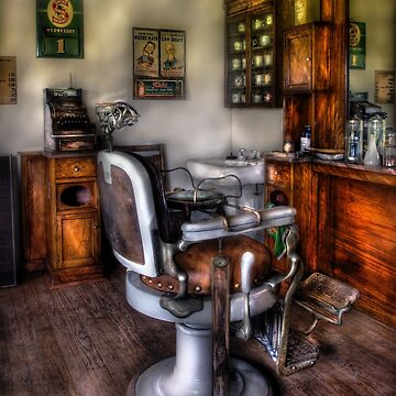 The Barber Chair by mikesavad