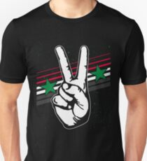 Syria nationality Unisex T-Shirt