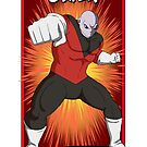 Jiren - Strongest There Is! by jazylhart