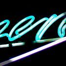 zen of neon by Bruce  Dickson