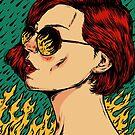 Let it bburn by Nicolae Negura