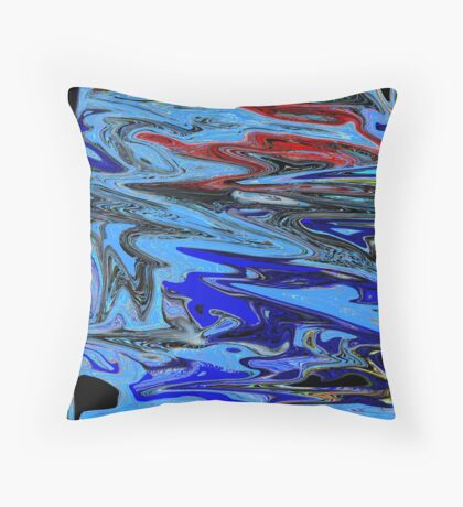 lost tango Throw Pillow