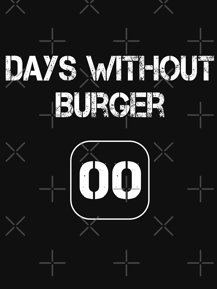Days without burgers - 00 by MN-Design-W40