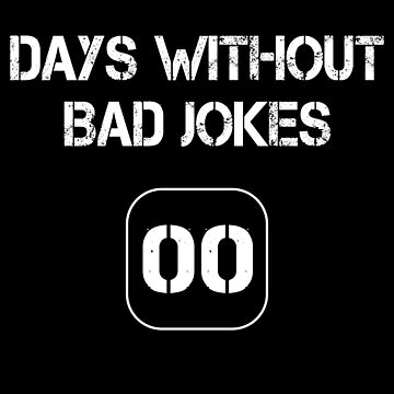 Days Without Bad Jokes - 00 by MN-Design-W40