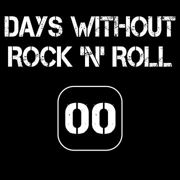 Days Without Rock'n'Roll - 00 by MN-Design-W40