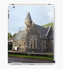 St.Modans Kirk , Benderloch , Scotland iPad Case/Skin
