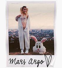 Mars Argo ♥️ Poster
