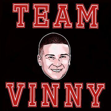 Team Vinny by Italianricanart