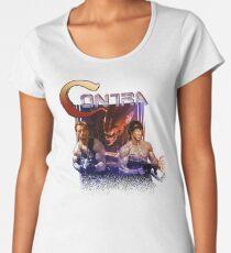 Contra Ripoff Women's Premium T-Shirt