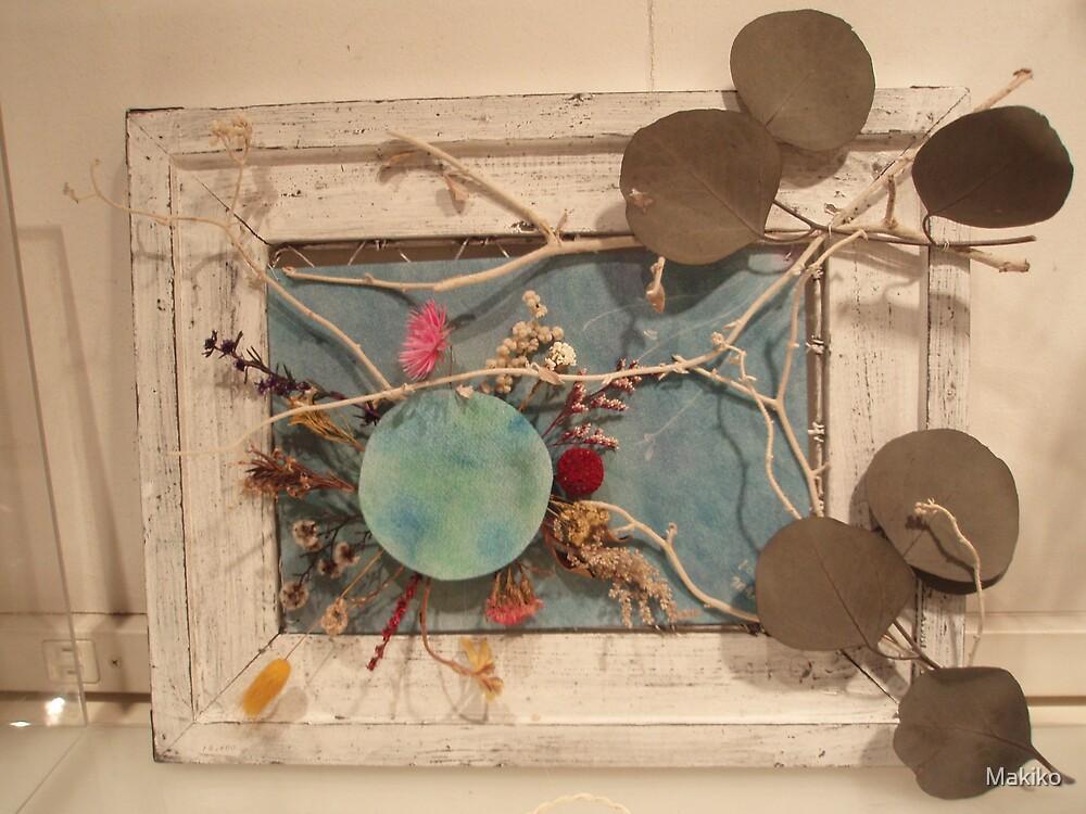 Earth by Makiko