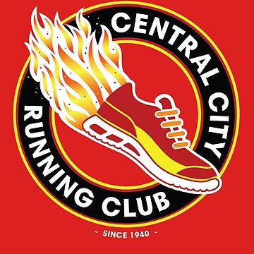 Central City - Running Club by Ottakars