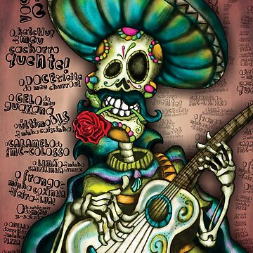 Mariachi in love by helinton