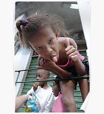 Hello from Rocinha  Poster