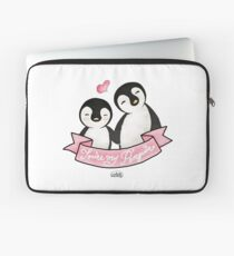 You're my Penguin | When Penguins are in Love Laptop Sleeve