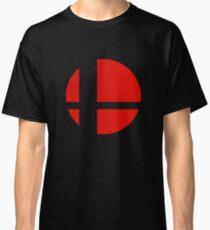 Smash Bros. Logo Classic T-Shirt