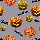 The Dark Night of Halloween by Irina Reznikova