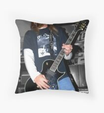 mulligans band 1 Throw Pillow