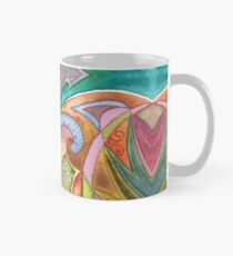 Seamless Watercolor Pattern by Lierre Kandel Mug