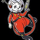 Space Kitty by Dragonmelde