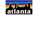 Atlanta by jimiyo