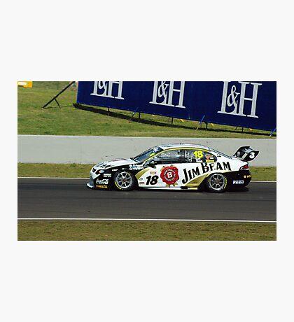 18, Jim Beam Car, Luff and Webb Photographic Print
