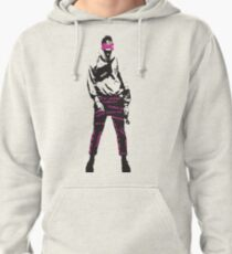 YUNGBLUD Design Variety #3 W/ Song Titles on Pants Pullover Hoodie