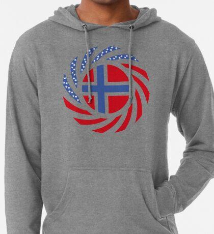 Bouvet American Multinational Patriot Flag Series Lightweight Hoodie
