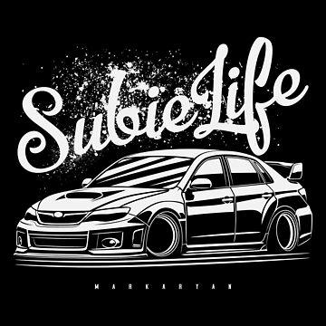 Subie Life. STI by OlegMarkaryan
