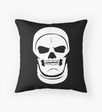 Skull Trooper - Fortnite Throw Pillow