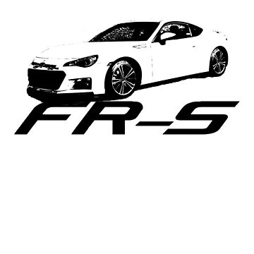 Scion FR-S Drivers Shirt by BlendedFusion