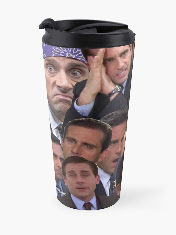 Alternate view of The Office Set Travel Mug