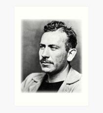 John Steinbeck  Art Print