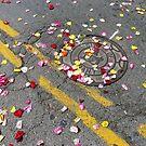 Larkfest Roses by Barbara Morrison