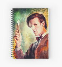 The dreamer of improbable dreams Spiral Notebook