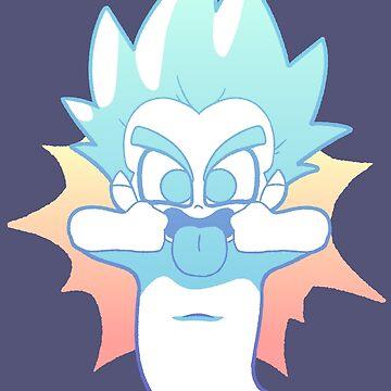 Explosive Ghostie Boy by Jellyroll