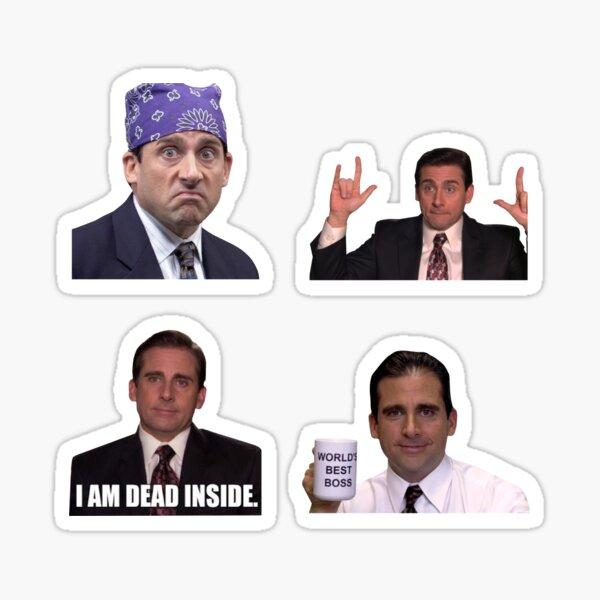 Das Office-Set Sticker