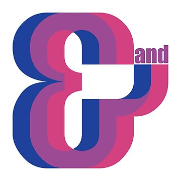 Bisexual And Ampersand by BendeBear