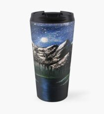 Montana Night Travel Mug